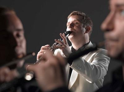 Clarinet Peryn Clement-Evans