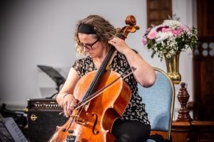 Cello: Nicola Pearce