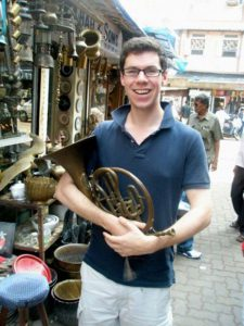 French Horn: Nicholas Ireson